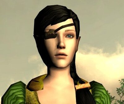 LOTRO Mariner's Eyepatch - Head Cosmetic - Tale of a Shipwrecked Mariner