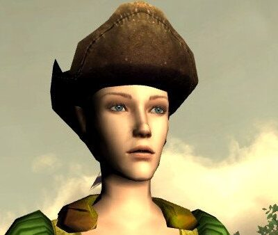 LOTRO Mariner's Hat - Head Cosmetic - Tale of a Shipwrecked Mariner